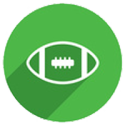 football-icon-round-green
