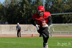 Antti Miettinen teki Falconsin ensimmäisen maalin